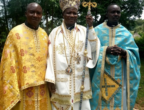 Self-reliance In the Orthodox church of Kenya.