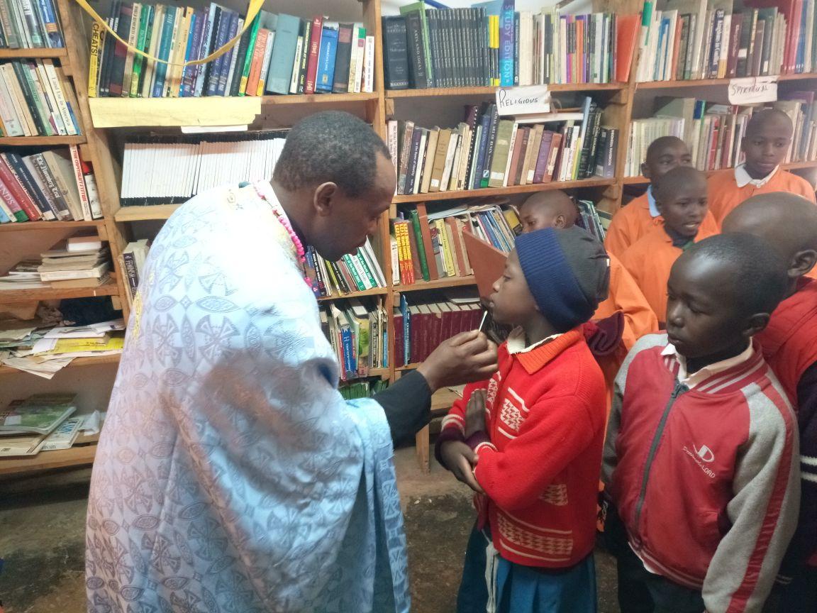 Orthodox Orphanage in Kenya