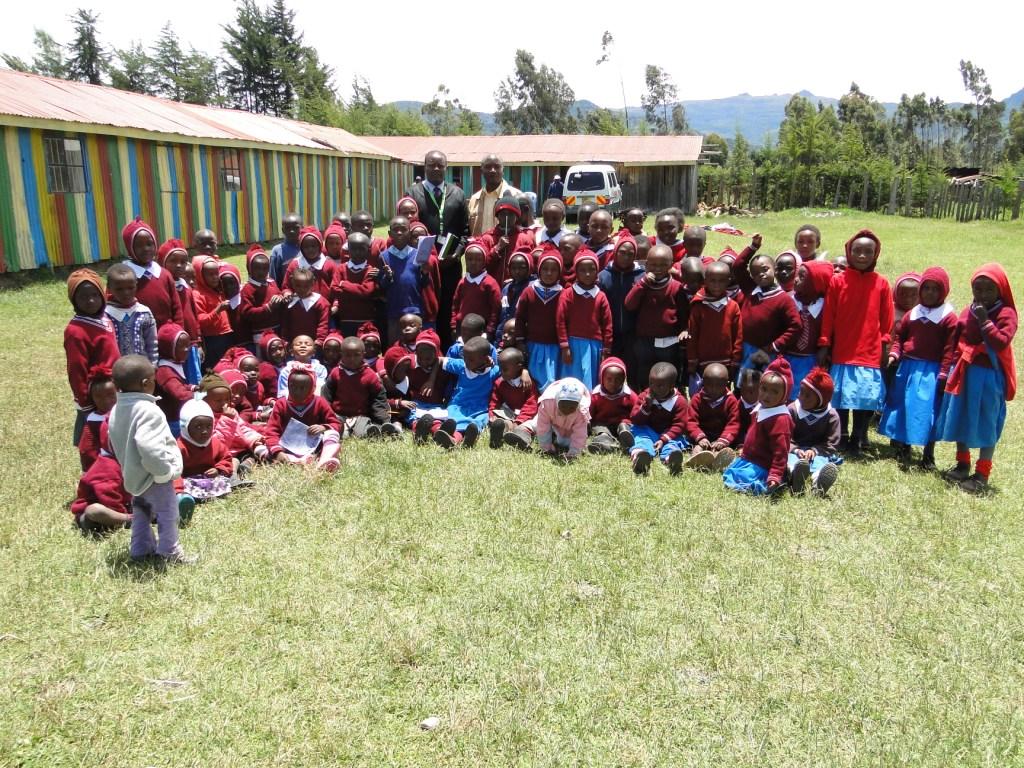 St Barnabas Education Center Kids