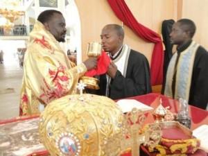 Bishop Neofitos Kongai Of Nyeri and Mt Kenya