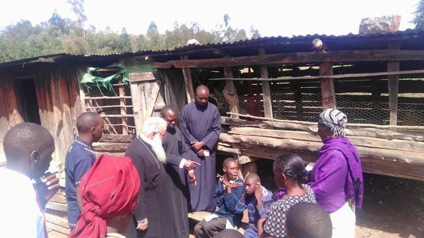 Orthodox Church Orphans