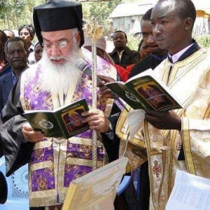 Orthodox church and Achbishop Makarios