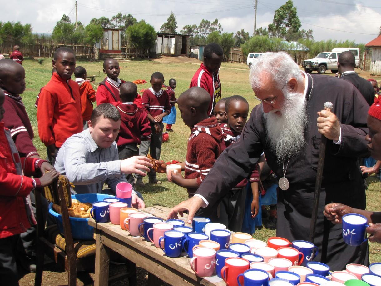 orthodox charities in Kenya