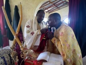 Bishop Athanasios Akunda