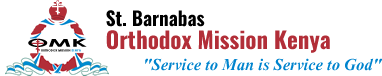 St Barnabas Orthodox Orphanage and School Logo
