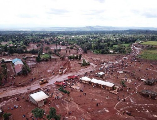 DISASTER MANAGEMENT IN KENYA-the country has not prioritized disaster preparedness
