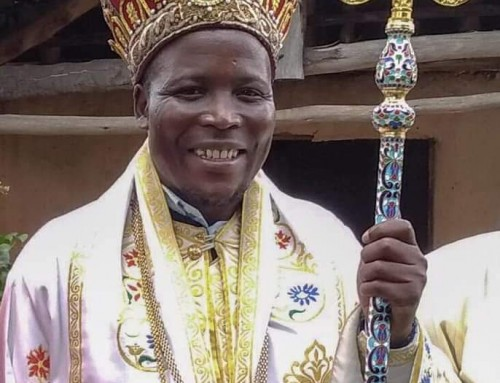 Biography-The Late Bishop Athanasios Akunda's of Kisumu and all Western Kenya