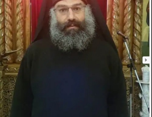 Archimandrite Fr. Markos Theodosis Appointed Bishop of Kisumu