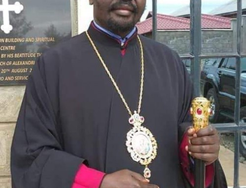 Bishop Neofitos Kongai: Samaritan woman and the need to belong